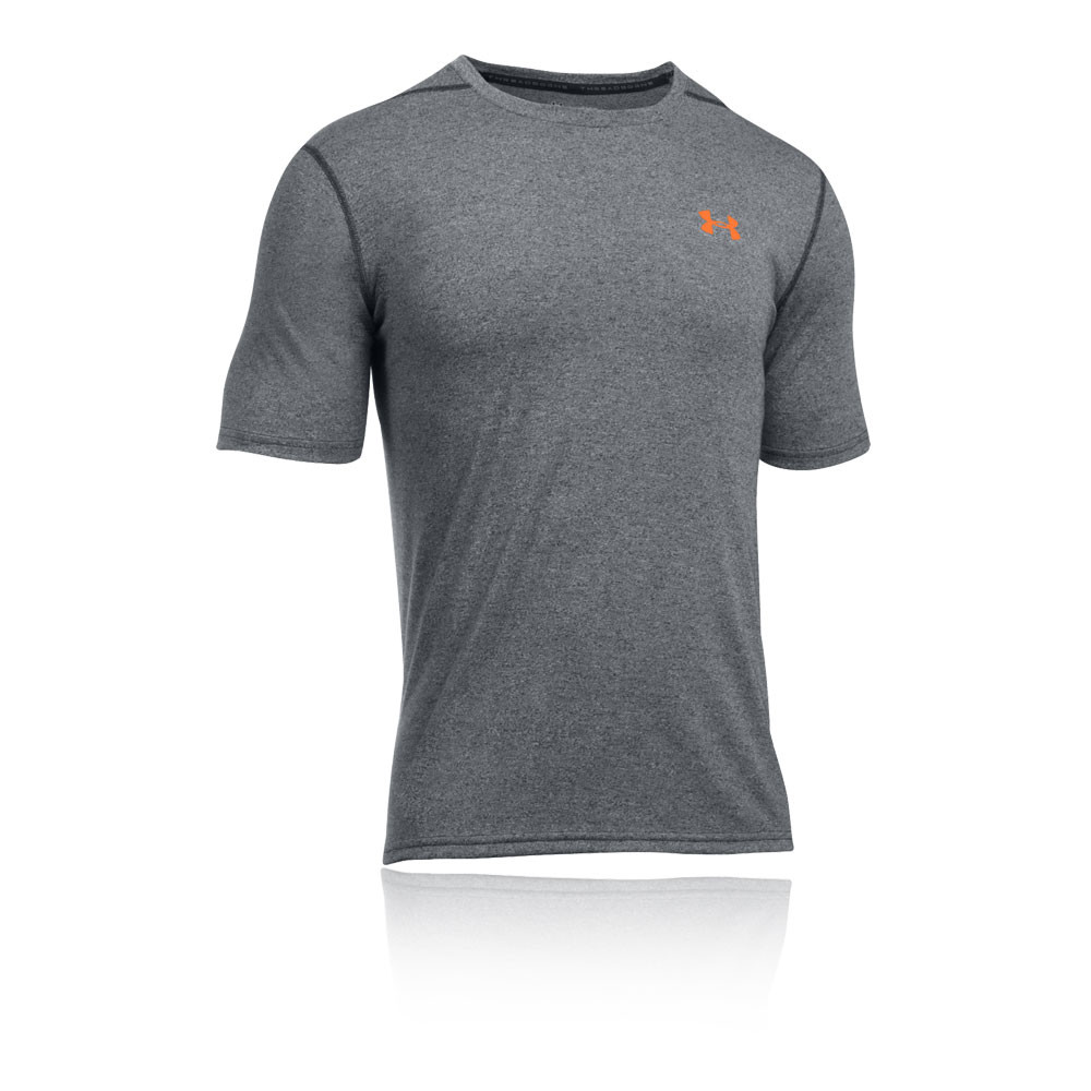 Under armour threadborne fitted ss training t shirt aw17 for Under armour fitted t shirt