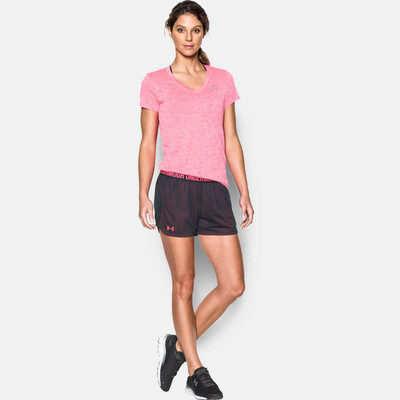 Under Armour Mesh Play Up Women's Training Short