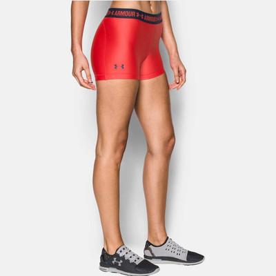 Under Armour Heatgear pantalones cortos para mujer running mallas