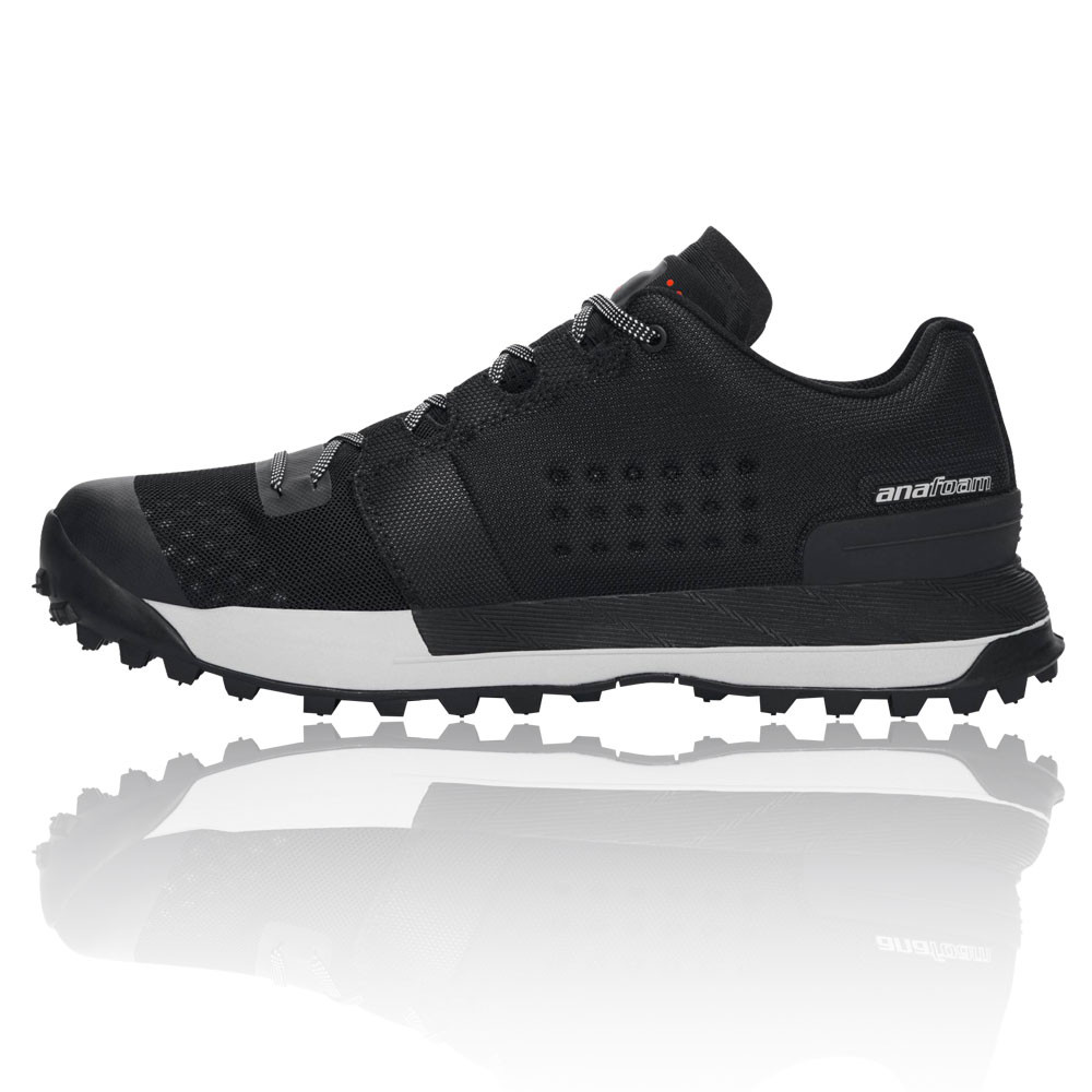 sports shoes 309a8 41732 Under-Armour-Newell-Ridge-Low-Mens-Black-Waterproof-