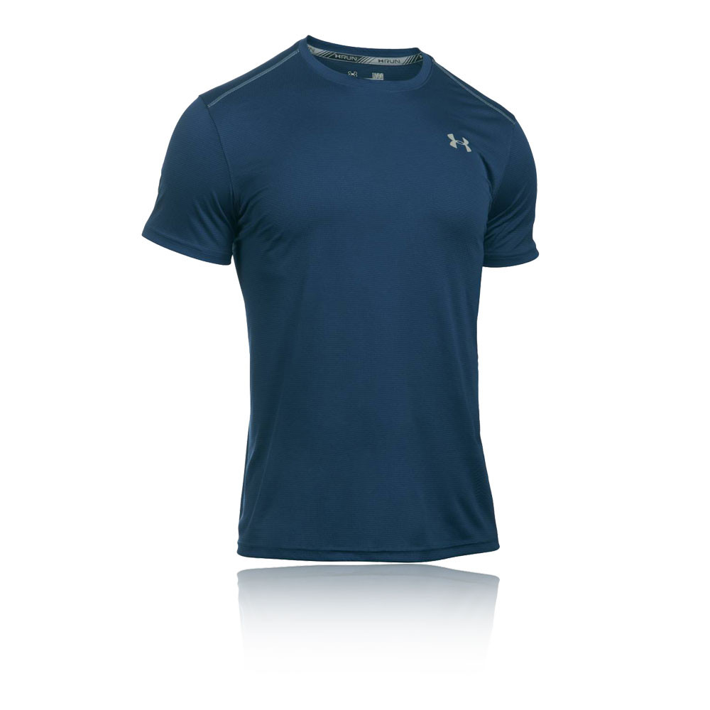 Under armour coolswitch run ss running t shirt ss17 for Do under armour shirts run small