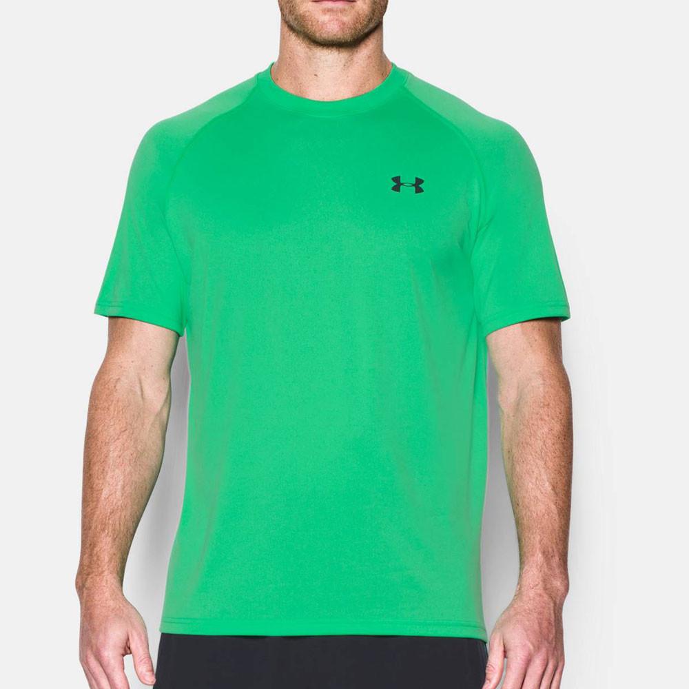 Under Armour Tech Ss Running T Shirt Ss17
