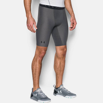 Under Armour Heatgear 2.0 Long Running Short - AW19