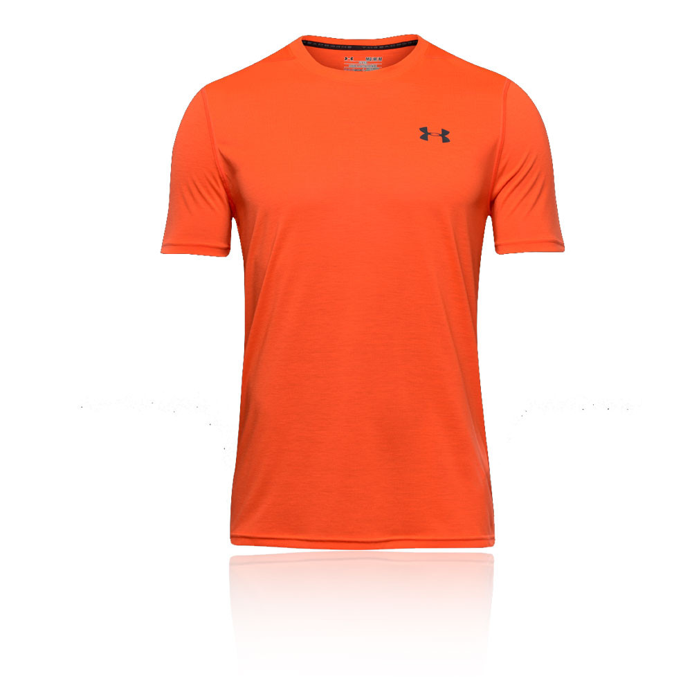 Under armour threadborne fitted ss training t shirt ss17 for Under armour fitted t shirt
