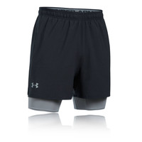 Under Armour Qualifier 2-in-1 Training Short - AW18