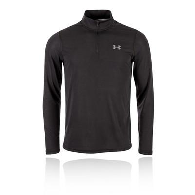 Under Armour Threadborne Fitted 1/4 cremallera camiseta de running