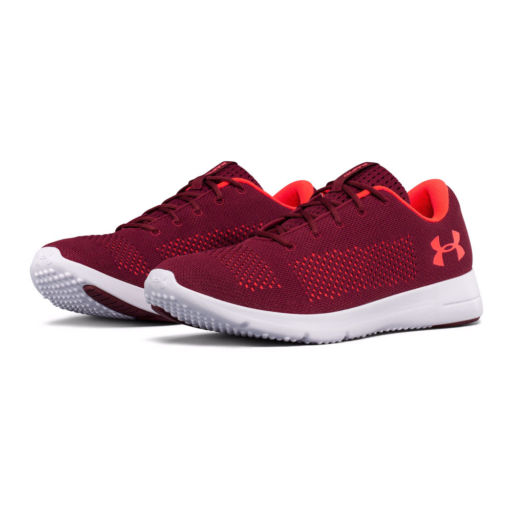 7a3456c065017a Shoes Fitness, Running & Yoga Under Armour Mens Rapid Running Shoes Trainers  Red Sports Breathable Lightweight