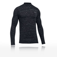 Under Armour Threadbourne sin costuras 1/4 cremallera Top