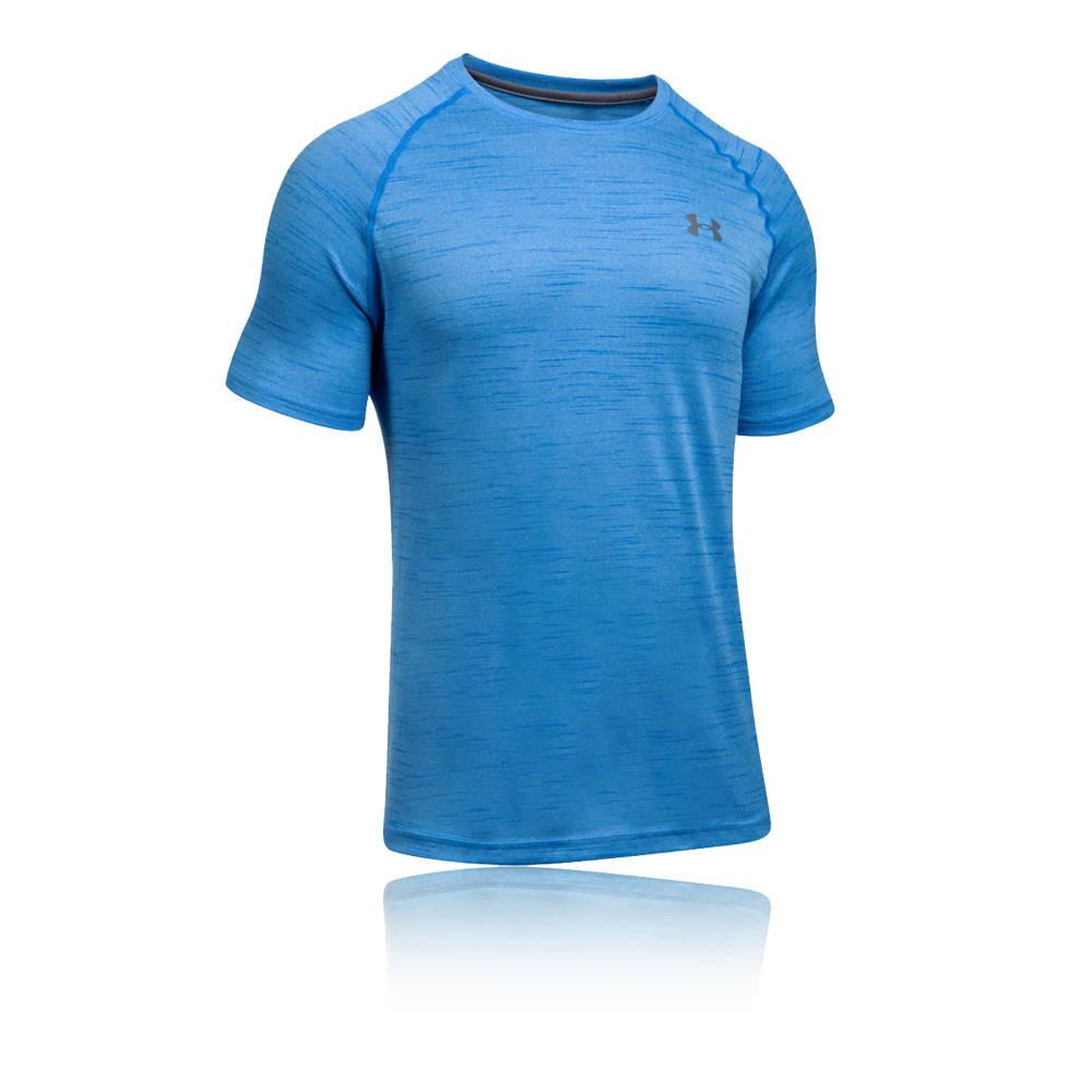 Under Armour Tech Short Sleeve Running T Shirt Aw17
