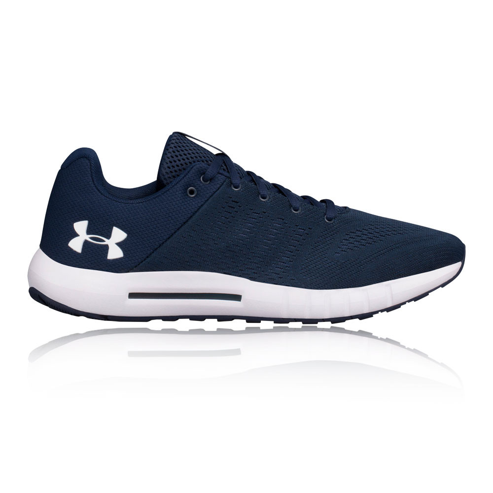 under armour navy trainers \u003e Clearance shop