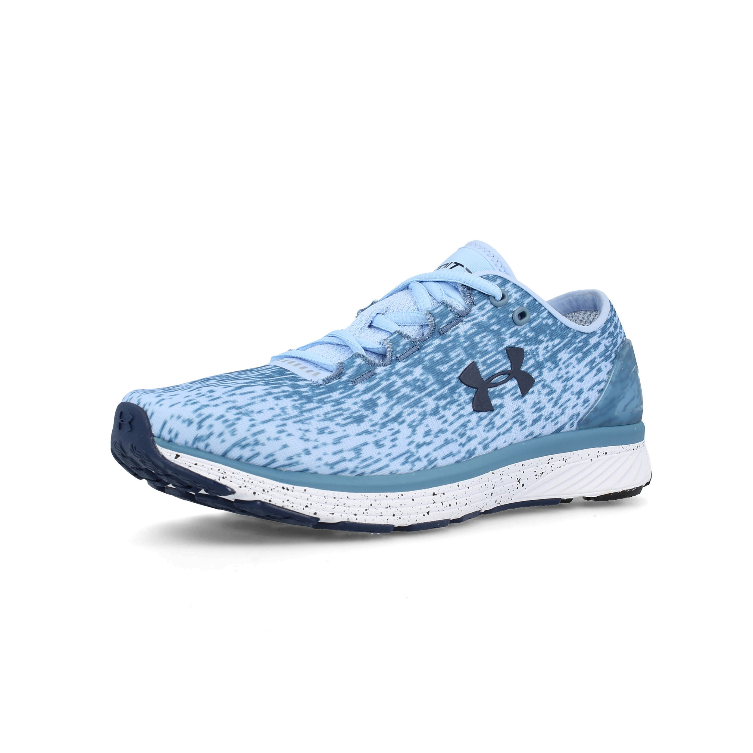 Under Armour Damenschuhe Charged Schuhes Bandit 3 Ombre Running Schuhes Charged Trainers Sneakers Blau 74ca54