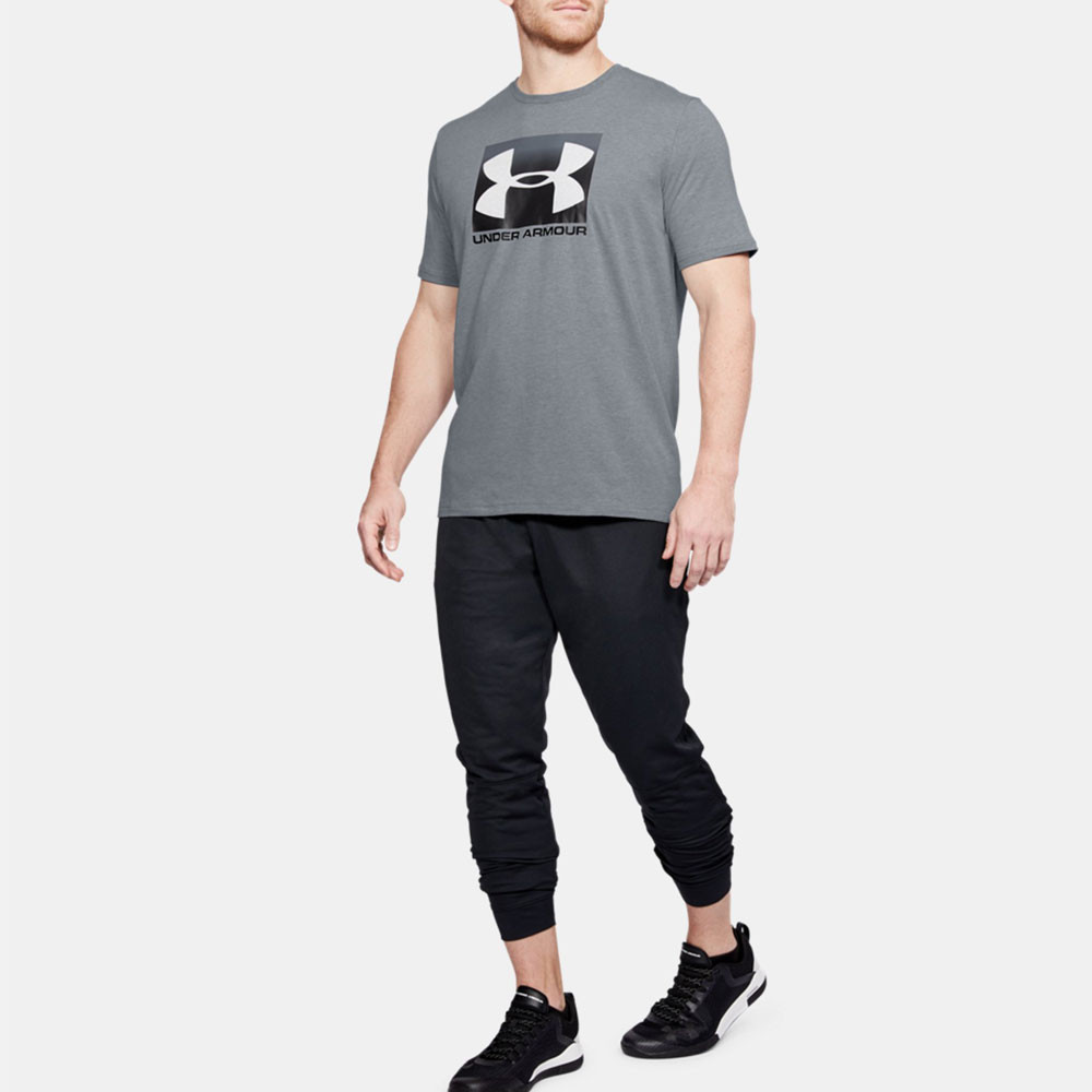 ... Under Armour Boxed Sportstyle SS T-Shirt - SS18 ad9d87312bb