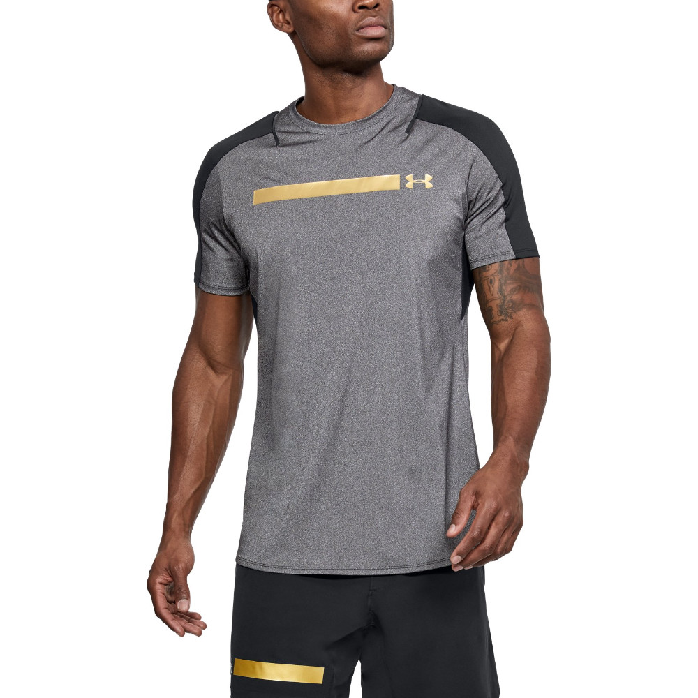 Under armour perpetual fitted t shirt ss18 for Under armour fitted t shirt