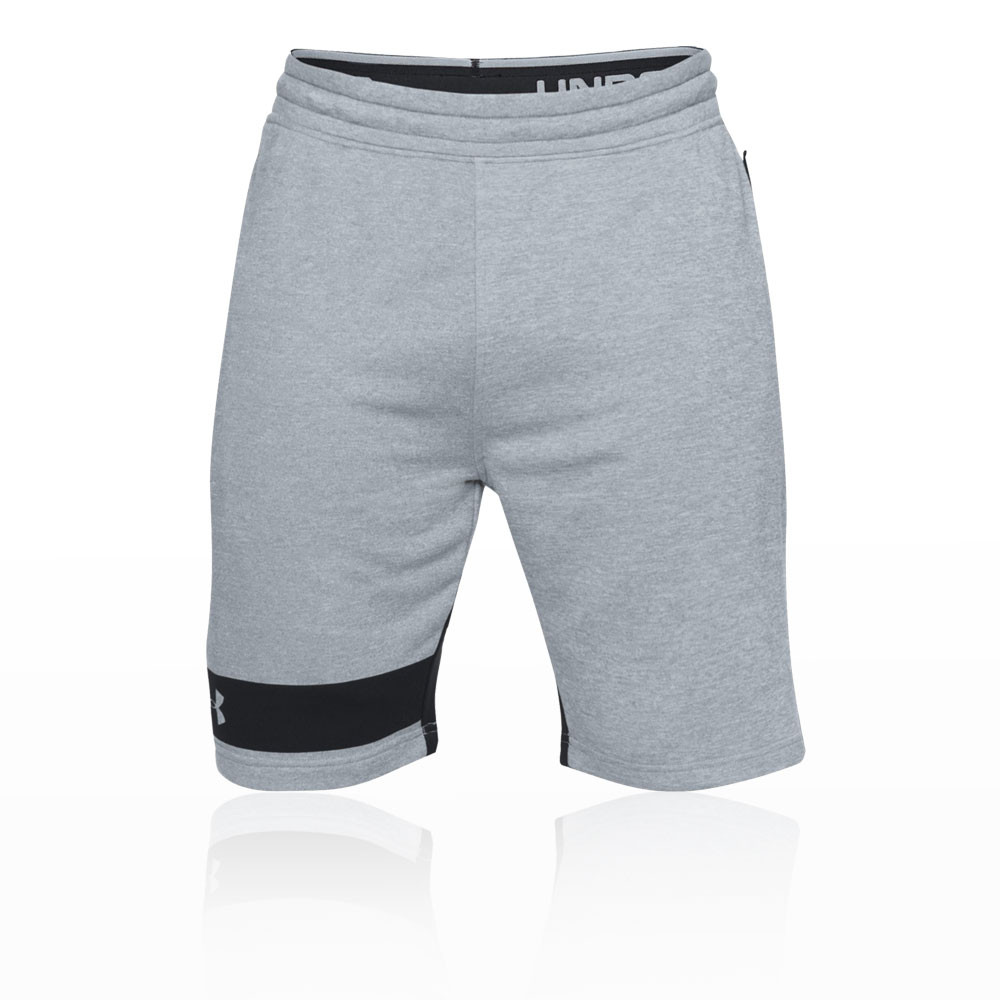 a7c54b80d7 Details about Under Armour Mens Tech Terry Shorts Pants Trousers Bottoms  Grey Sports Gym