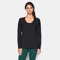 Under Armour Women's Favourite Drop Shoulder Top