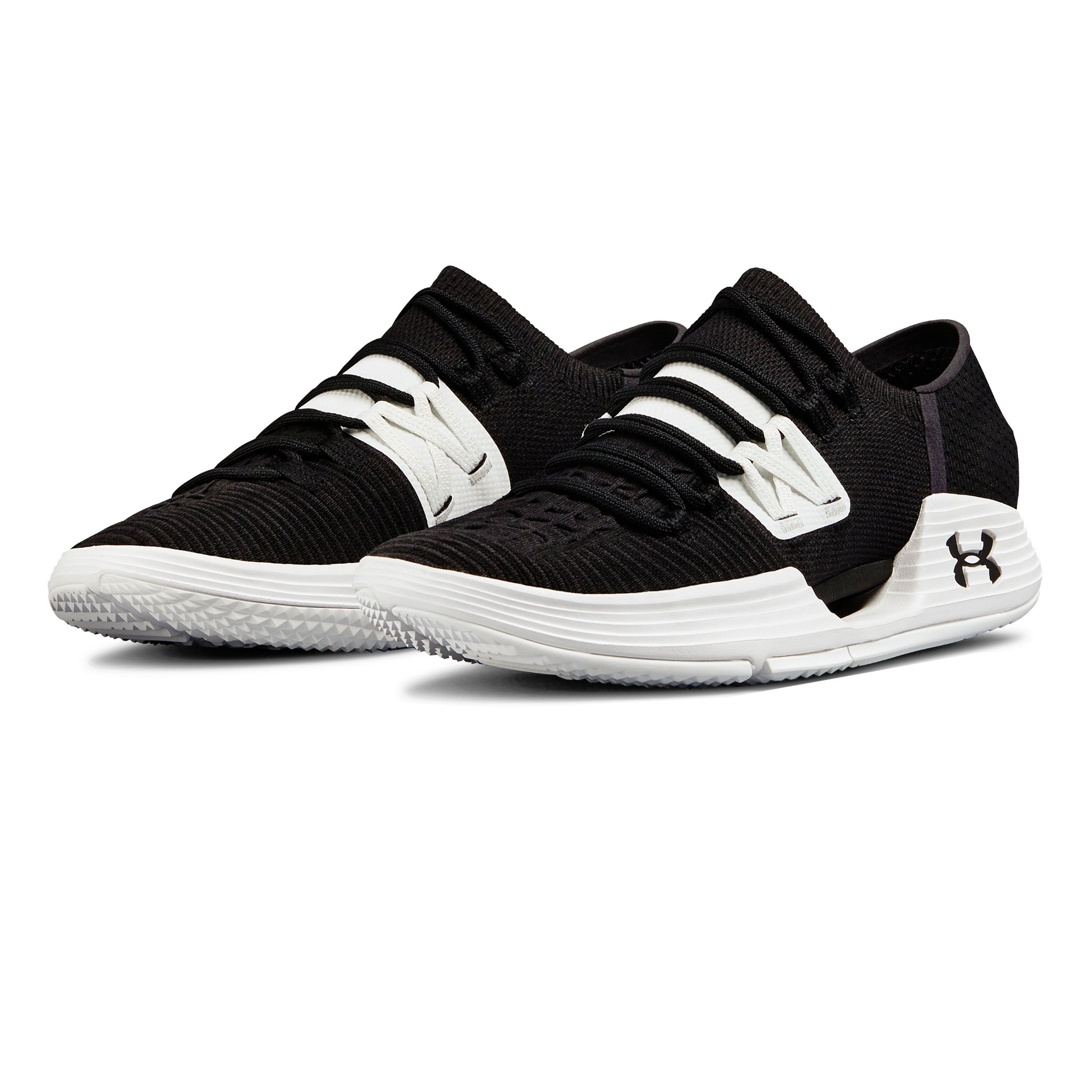 purchase cheap e9197 f22c2 Details about Under Armour Mens Speedform AMP 3.0 Training Gym Fitness  Shoes Black Trainers