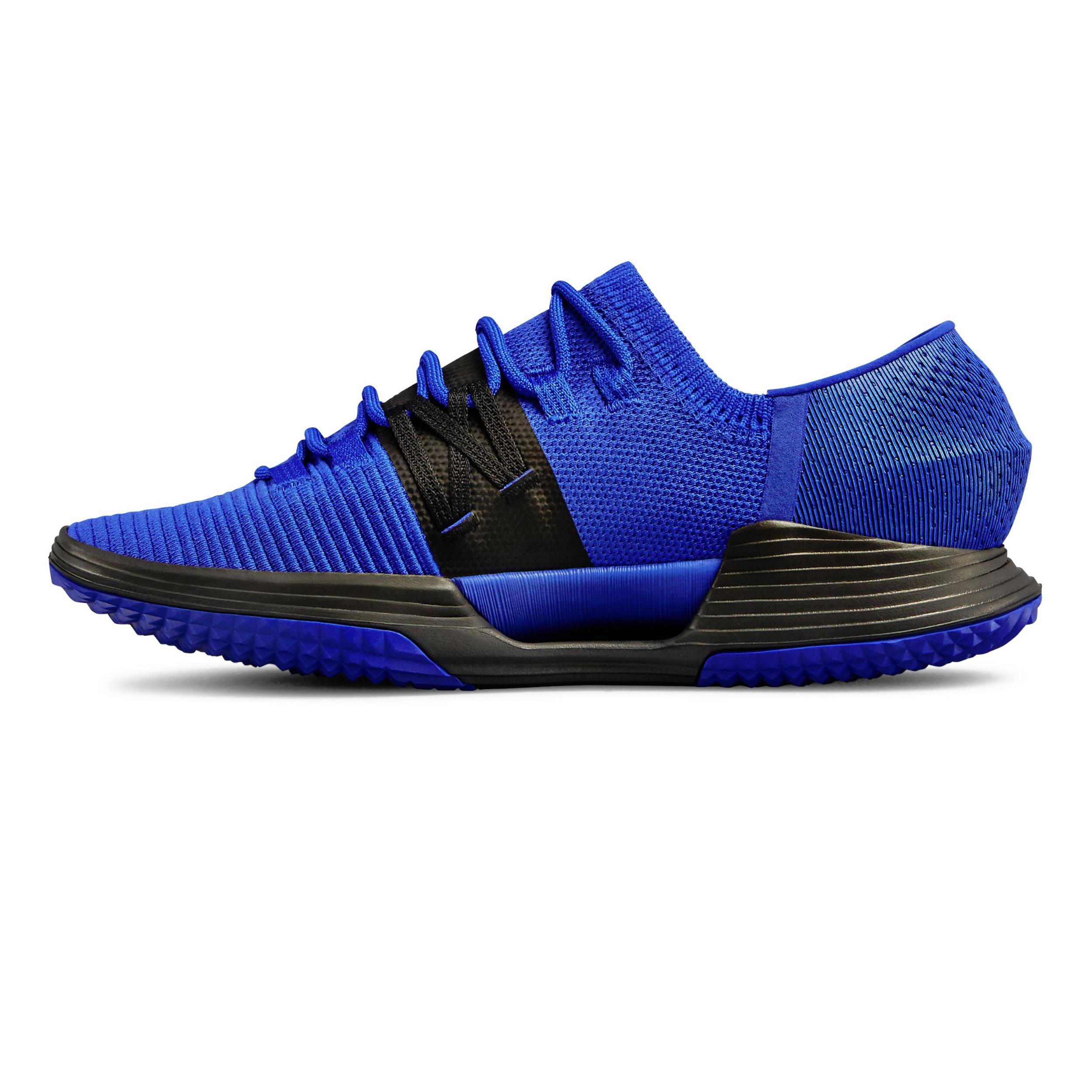 Under Armour Hombre Speedform Amp 3.0 Entrenar Gimnasio Zapatos Azul Deporte f8381bc66bb6a