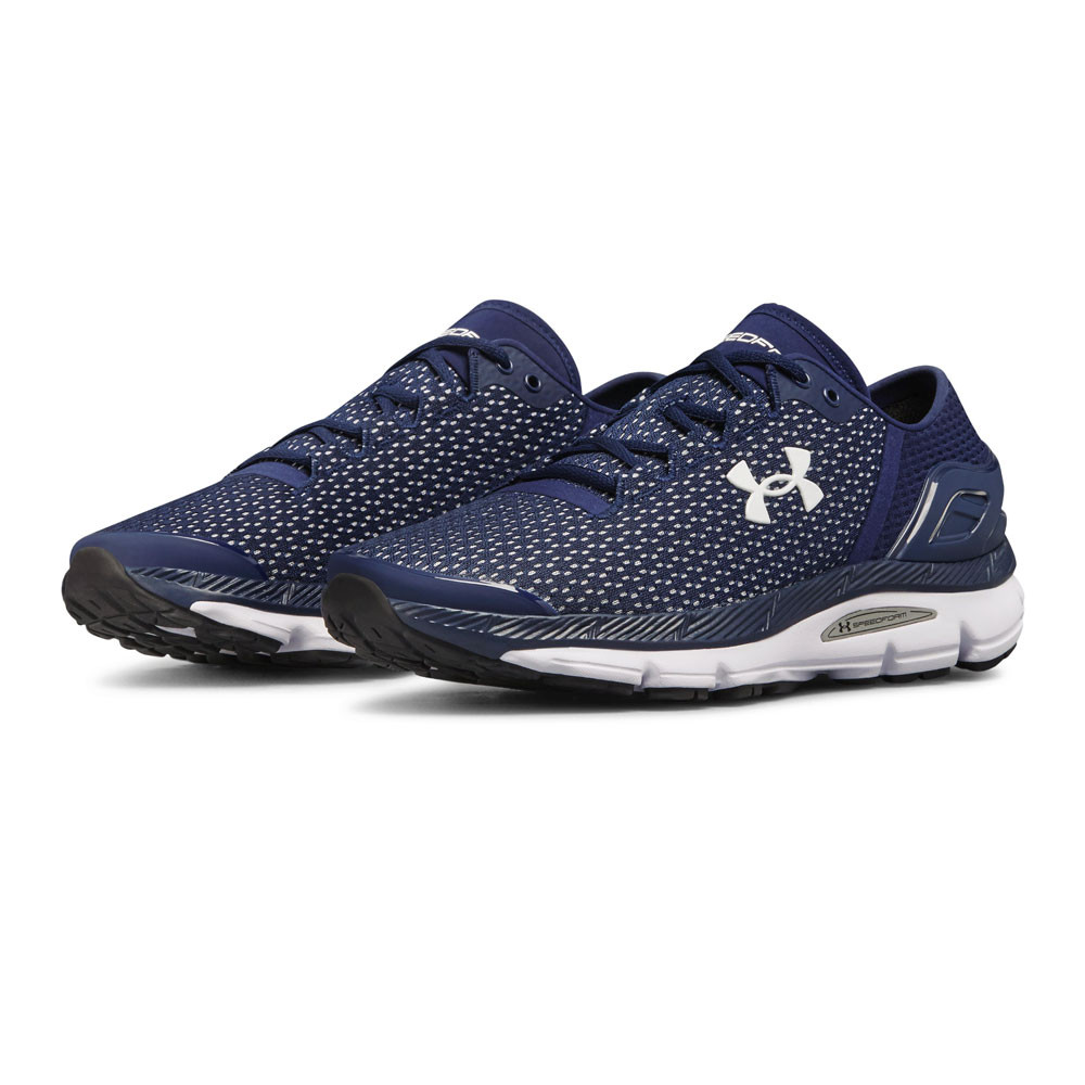 Under Armour hommes Speedform Intake 2 RunningChaussuresTrainers Sneakers Navy bleu