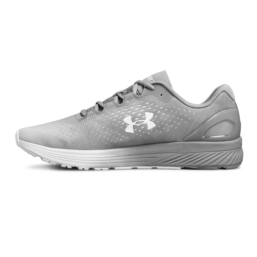 ee9924fbb66 Details about Under Armour Mens Charged Bandit 4 Running Shoes Trainers  Sneakers Grey Sports