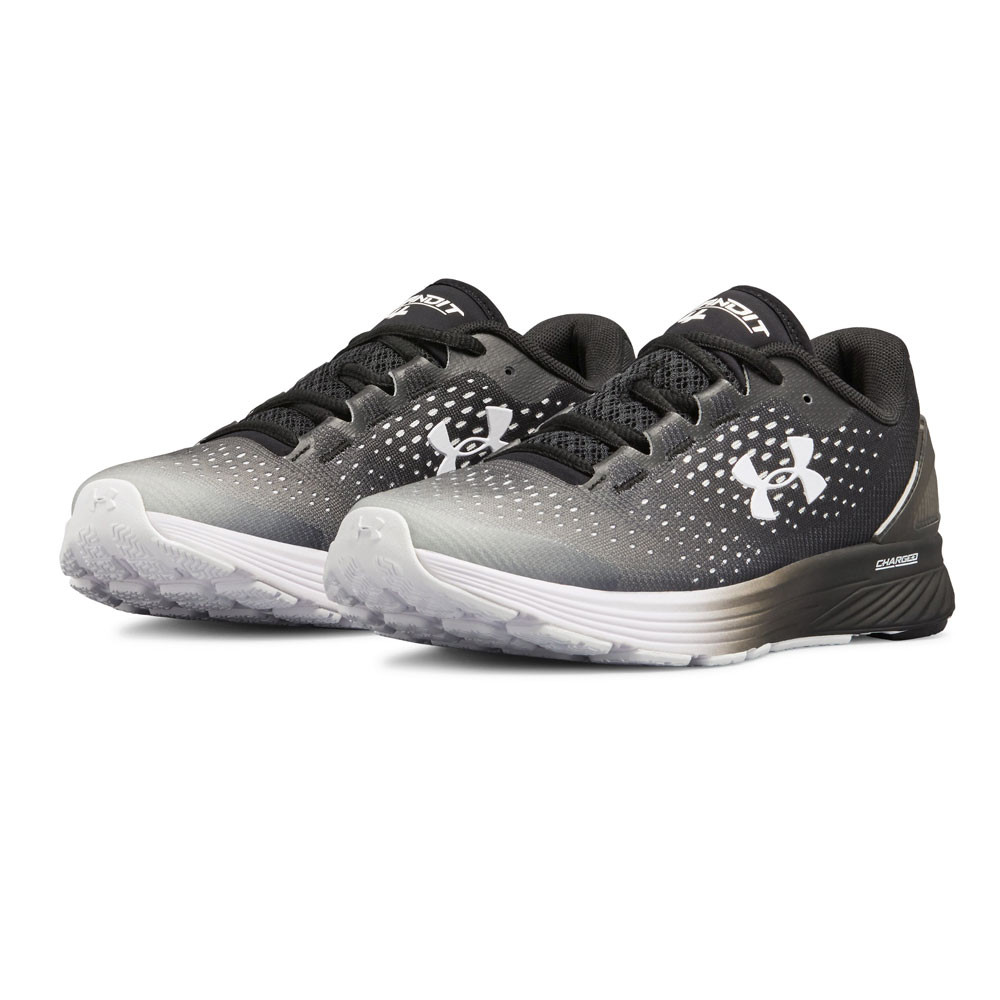 huge discount 45314 20001 Details about Under Armour Womens Charged Bandit 4 Running Shoes Trainers  Sneakers Black