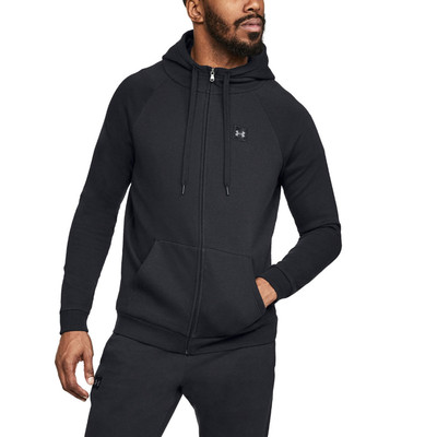 Under Armour Rival Fleece Full Zip Hoodie - SS20
