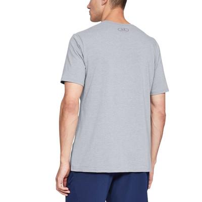 Under Armour Branded Short Sleeved T-Shirt