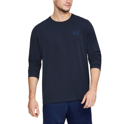 Under Armour Long Sleeve Left Chest Top