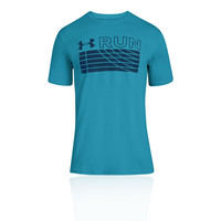 Under Armour Run Track Graphic T-Shirt - AW18
