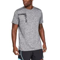 Under Armour Run Tall Graphic Short Sleeved T-Shirt - AW18