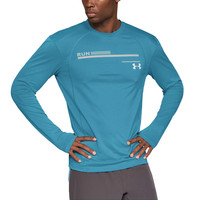 Under Armour Simple Run Graphic Longsleeve Top - AW18