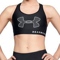 Under Armour Mid Graphic Bra - AW18