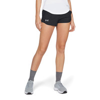 Under Armour Fly By Embossed Mini Women's Running Shorts - AW18