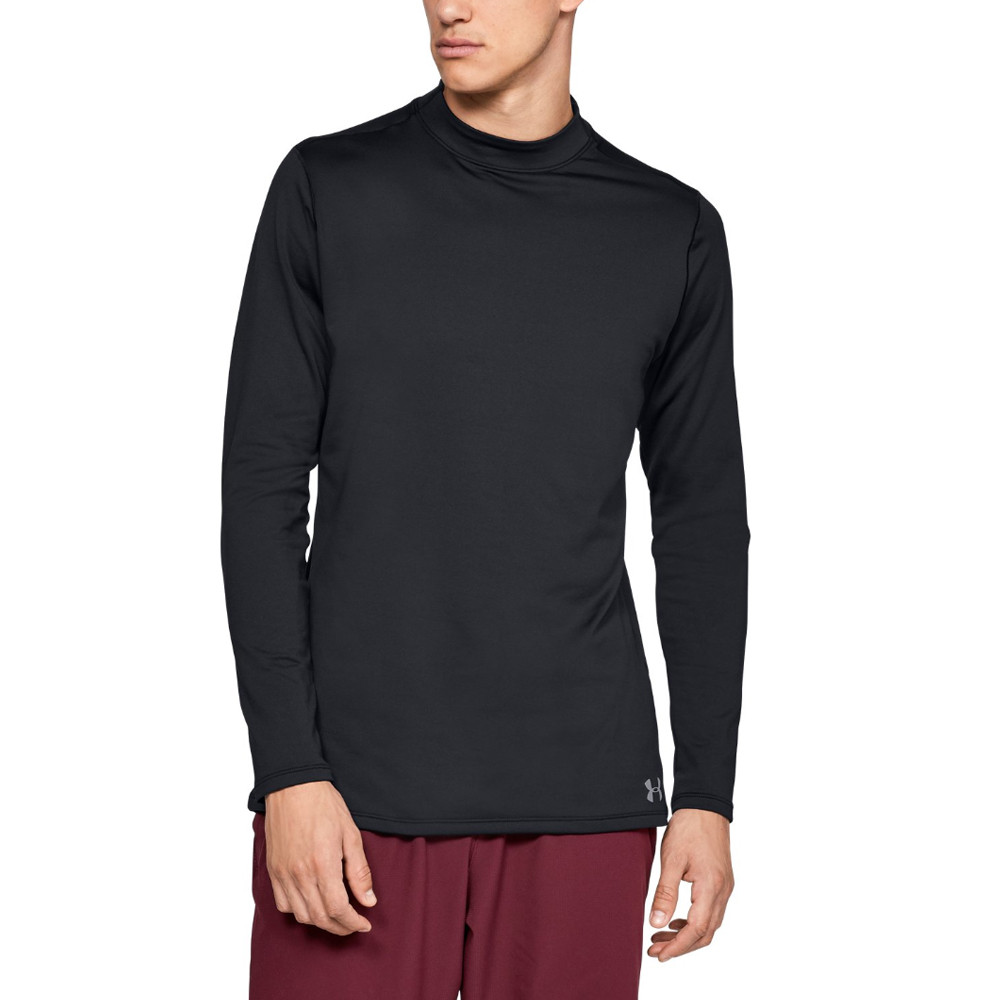 281084403852e Camiseta Under Armour ColdGear Armour Fitted Mock - AW18 ...