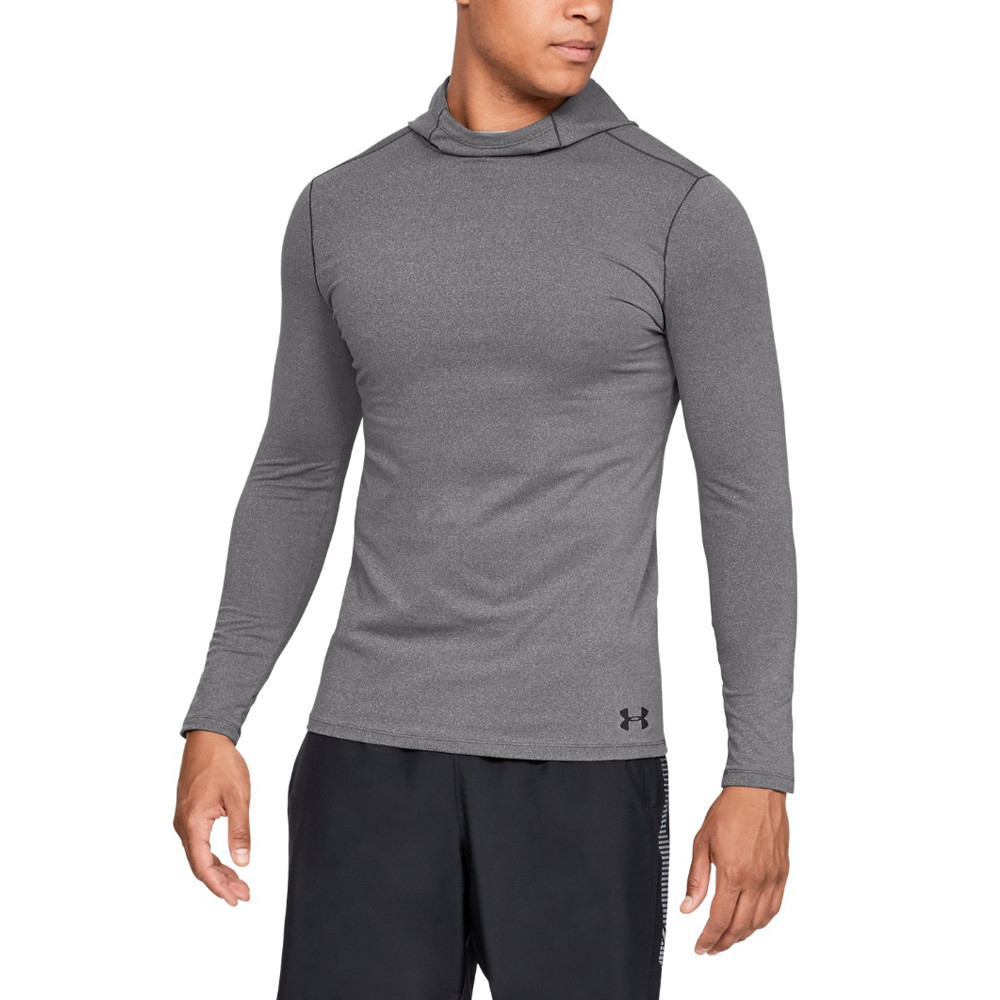new specials wide varieties coupon codes Under Armour Fitted ColdGear Hoodie - AW19 | SportsShoes.com