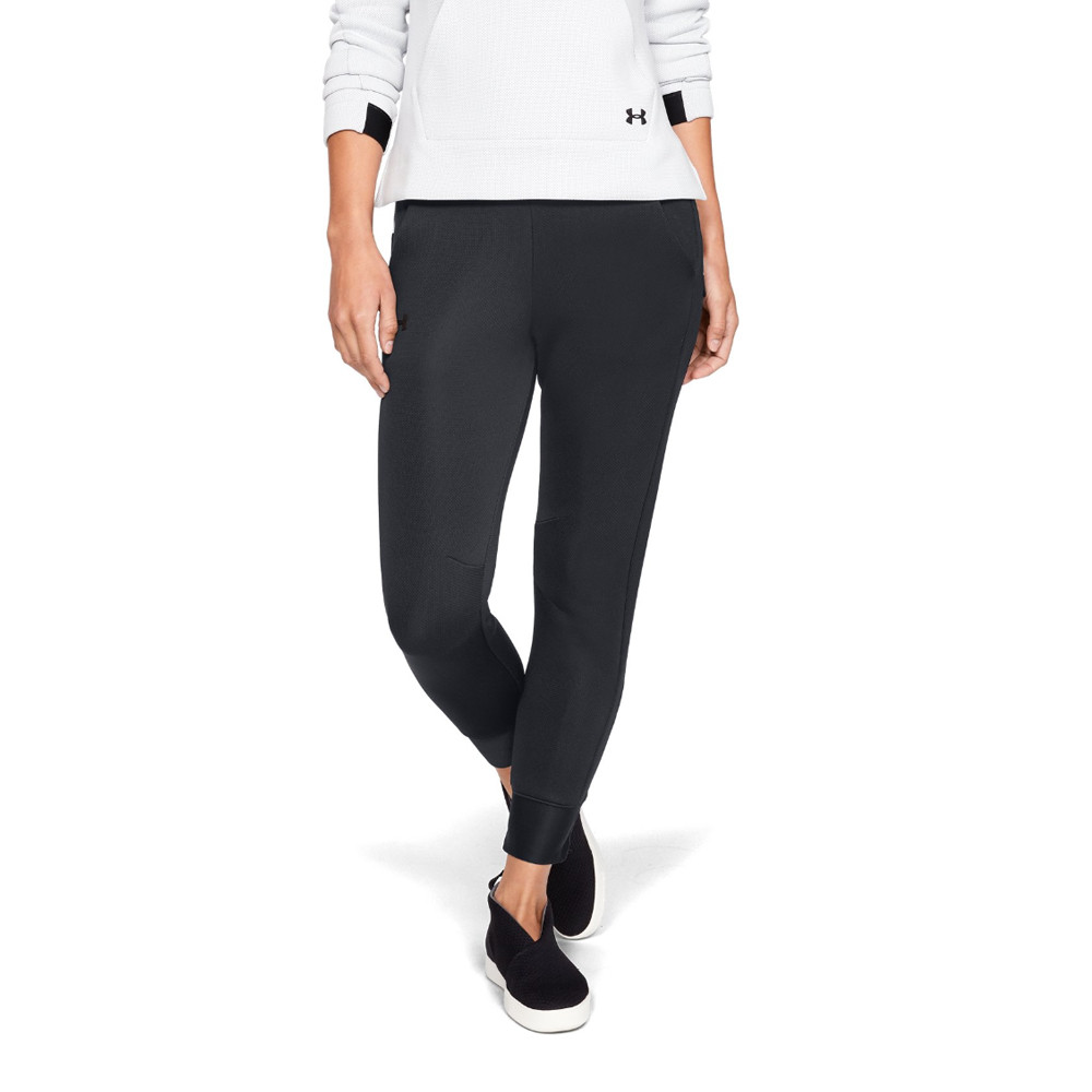 a5f9996f0c Details about Under Armour Womens MOVE Training Gym Fitness Pants Trousers  Bottoms Black
