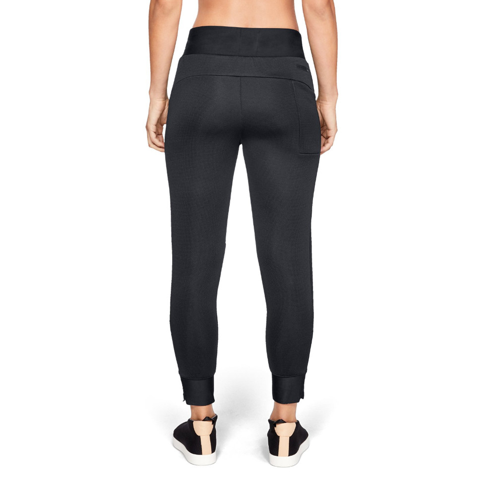 6658ae4967 Details about Under Armour Womens MOVE Training Gym Fitness Pants Trousers  Bottoms Black