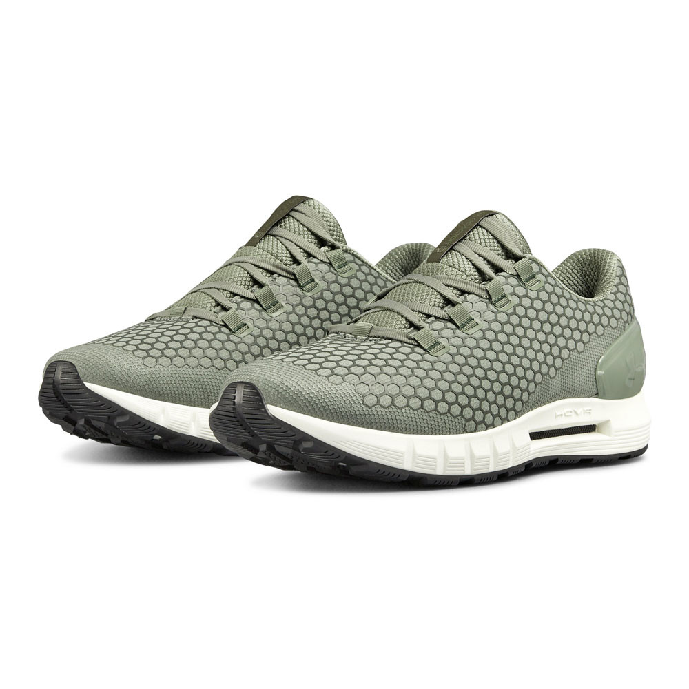 newest a9a39 5dea2 Details about Under Armour Mens HOVR ColdGear Reactor NC Running Shoes  Trainers Sneakers Green