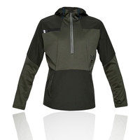 Under Armour Storm Cyclone media cremallera Pull Over Hoodie - AW18