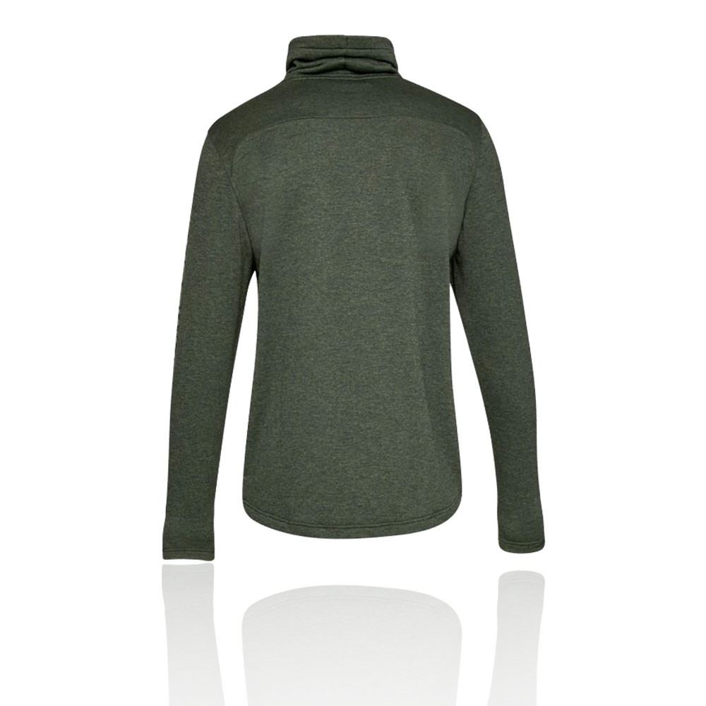 83fdc653 Freizeithemden & Shirts Shirts Under Armour Mens MK-1 Terry Funnel Neck  Long Sleeve Top Grey ...