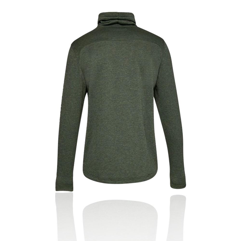 765c175a Freizeithemden & Shirts Shirts Under Armour Mens MK-1 Terry Funnel Neck  Long Sleeve Top Grey ...