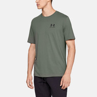 Under Armour Sportstyle Left Chest Logo Short Sleeve T-Shirt - AW18