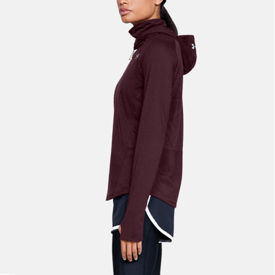 Under Armour Swyft Microthread Women's Funnel Hoodie