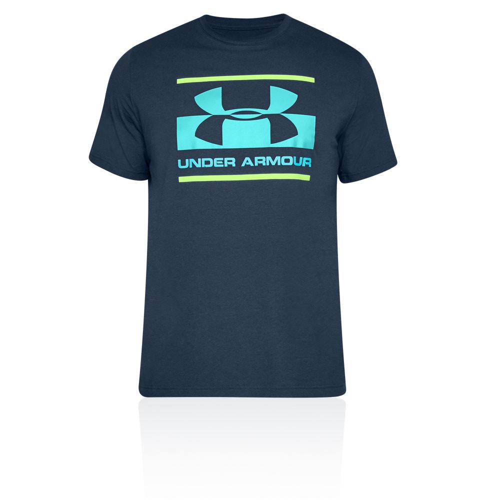 Under Armour UA Blocked Sportstyle Logo T-Shirt