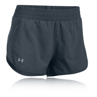 Under Armour Women's Launch Tulip Reflective Running Shorts