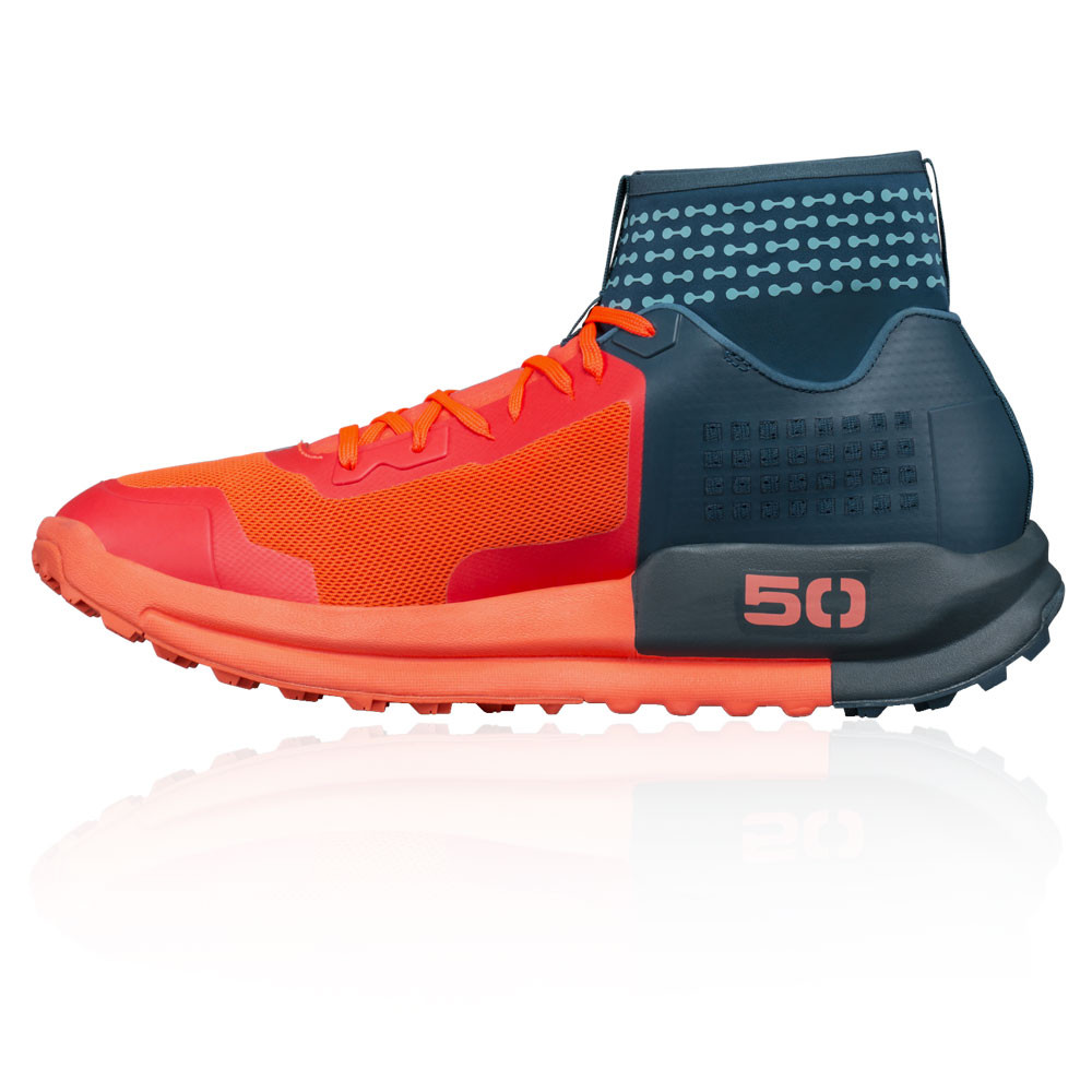 fe40b344ced54a A zonal rubber outsole completes the Horizon 50. Reducing weight whilst  maintaining excellent traction