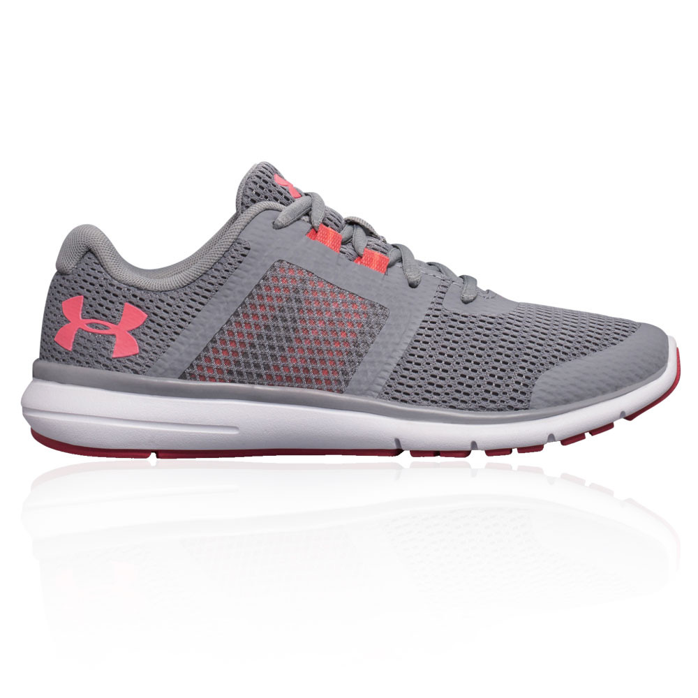 Details about Under Armour Womens Fuse FST Running Shoes Trainers Sneakers Grey Sports