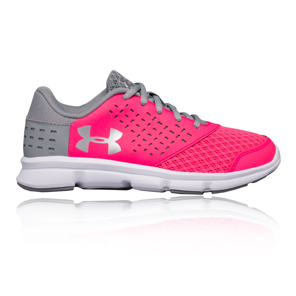 Under Armour Micro G Rave RN PS Junior Running Shoes