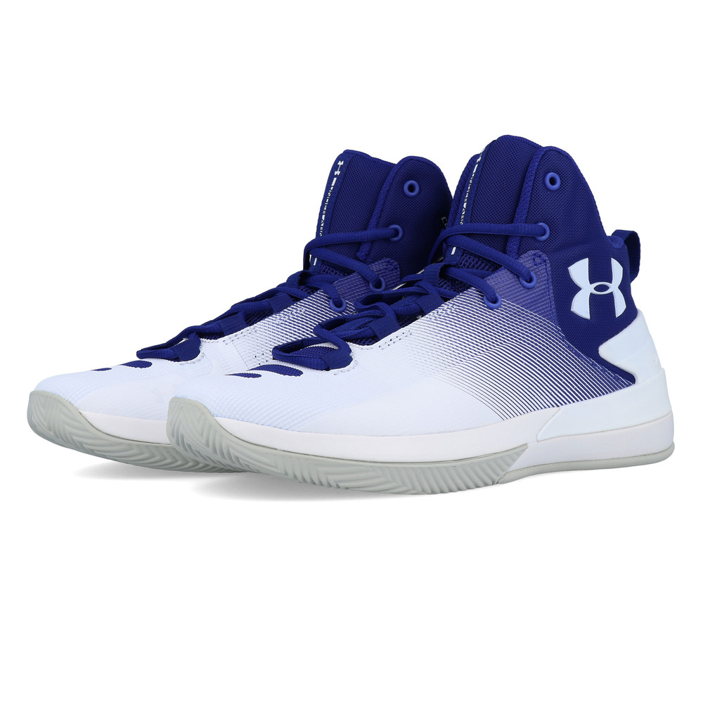 wholesale dealer bac87 4eddf Under Armour Rocket 3 chaussures de basketball