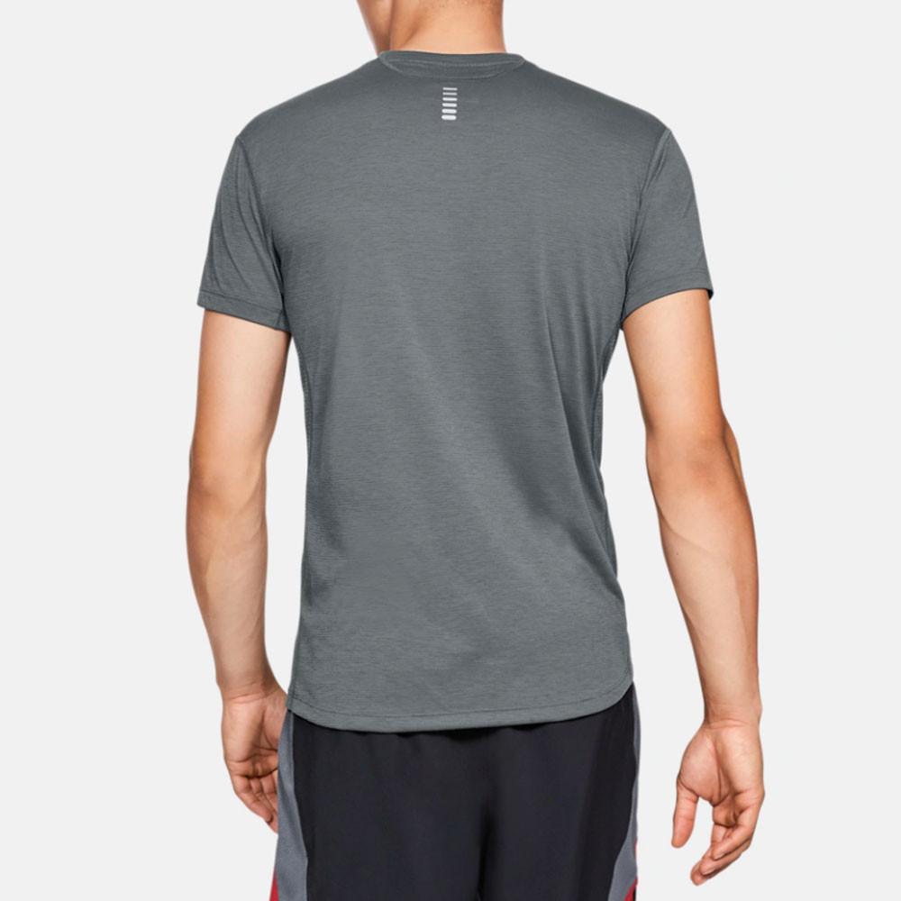 Maglietta a Maniche Corte Uomo Under Armour UA Streaker 2.0