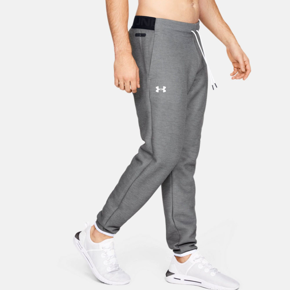 ee5300efc2 Details about Under Armour Mens Unstoppable Move Light Joggers Grey Sports  Gym Running